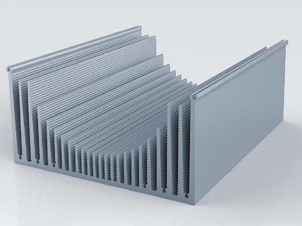 aluminium lamellenk hler aluminium strangpressprofile. Black Bedroom Furniture Sets. Home Design Ideas